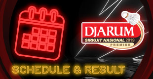 Djarum Sirkuit Nasional 2019 - Schedules & Results
