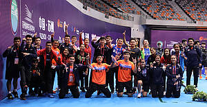 Tim Asia Junior Championships 2019 Indonesia.