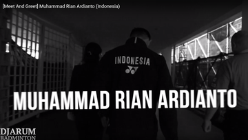 Meet And Greet - Muhammad Rian Ardianto (Indonesia)