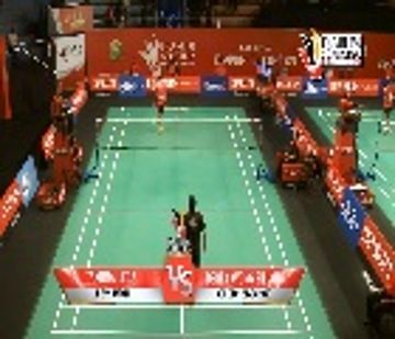 Day 5 | Djarum Superliga Badminton 2014