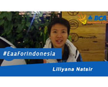 Liliyana Natsir For BCA Indonesia Open 2015