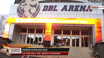 Day -1 | Djarum Superliga Badminton 2013