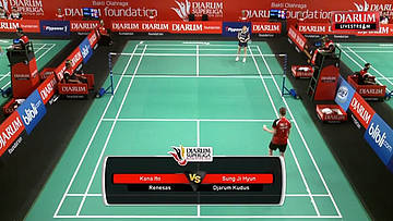 Day 5 | Djarum Superliga Badminton 2015