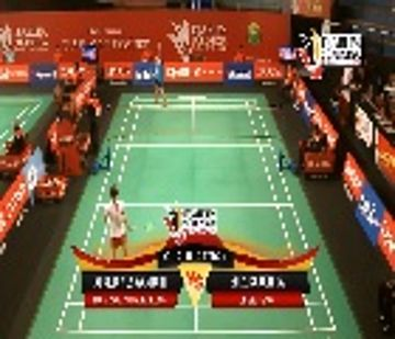 Day 3 | Djarum Superliga Badminton 2014