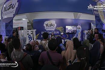 YUZU Indonesia Masters 2019 | Meet & Greet