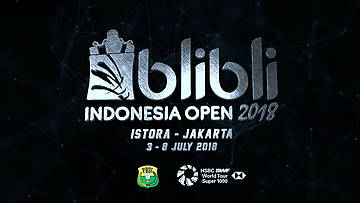 A Day at Blibli Indonesia Open