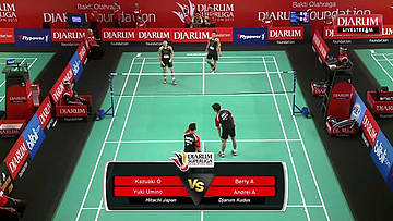 Day 4 | Djarum Superliga Badminton 2015