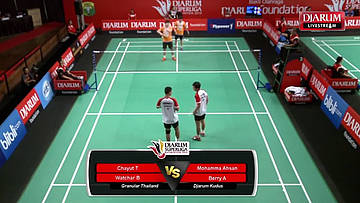 Day 3 | Djarum Superliga Badminton 2015