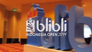 Press Conference Blibli Indonesia Open 2019
