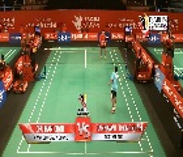 Day 4 | Djarum Superliga Badminton 2014