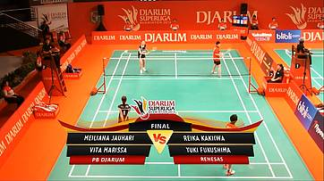 Day 6 | Djarum Superliga Badminton 2013