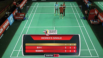 Day 1 | Djarum Superliga Badminton 2015