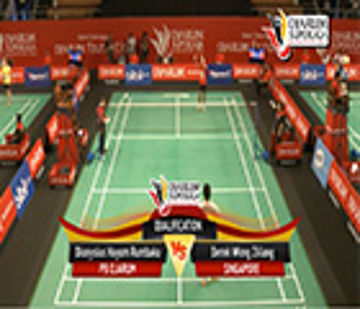 Day 1 | Djarum Superliga Badminton 2014