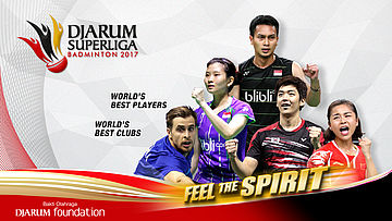 Day 4 | Djarum Superliga Badminton 2017