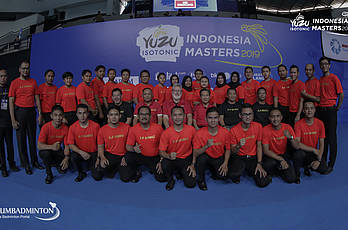 YUZU Indonesia Masters 2019 | Others