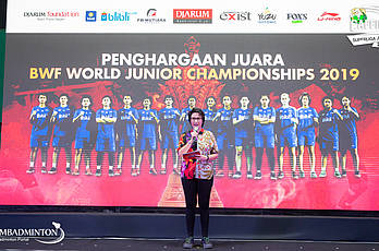 CAFFINO Superliga Junior 2019 | Penghargaan World Junior Championships 2019