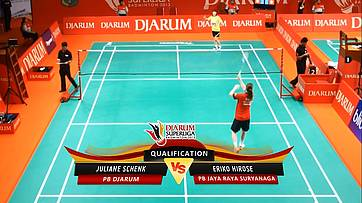 Day 4 | Djarum Superliga Badminton 2013