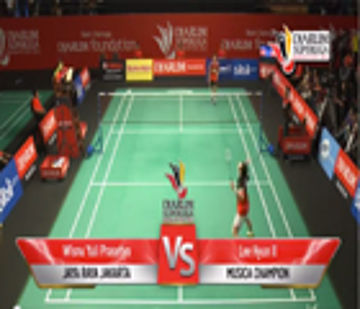 Day 7 | Djarum Superliga Badminton 2014